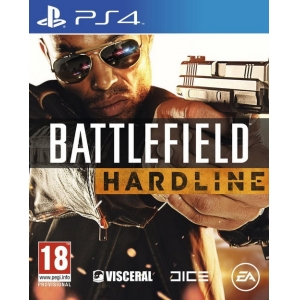 Battlefield: Hardline (PS4)