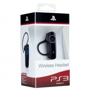 Sony Official Wireless Bluetooth Headset for PS3