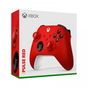 Xbox Wireless Controller – Pulse Red (Xbox Series X|S/Xbox One)
