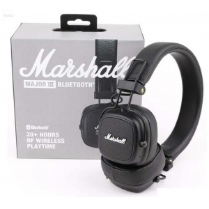 Ausinės Marshall Major III Bluetooth