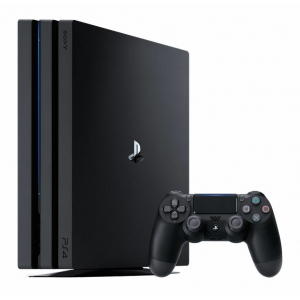 Sony Playstation 4 Pro 1TB Gaming Console Black, V5.05 atrišama