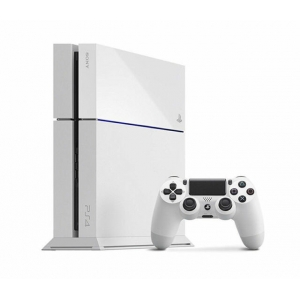 Sony Playstation 4 500GB Gaming Console White, V5.05 atrišama