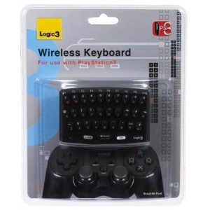 Wireless Keyboard for Controller PS3