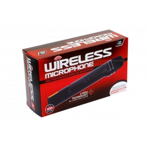 Wireless Microphone 2.4Ghz for PS3, PC