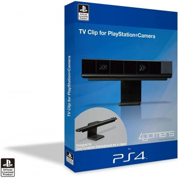 4Gamers TV Clip for PlayStation Camera