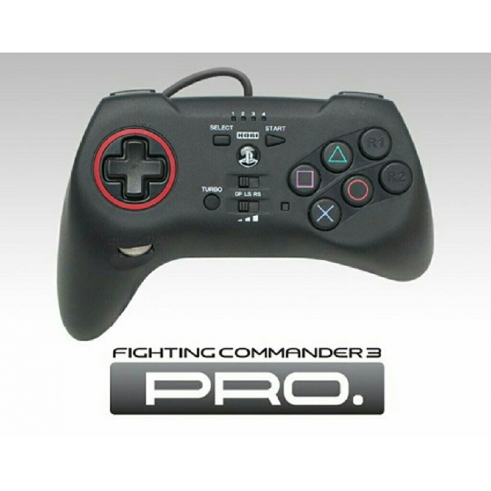 Hori Fighting Commander 3 Pro for PS3